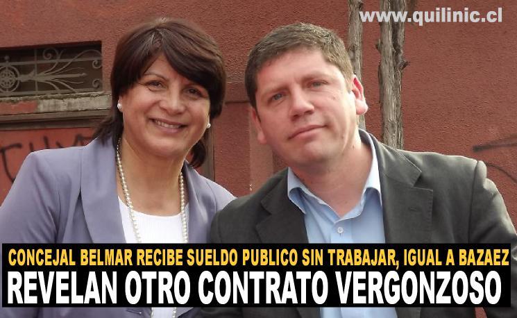Revelan nuevo contrato de «canje» en Quilicura