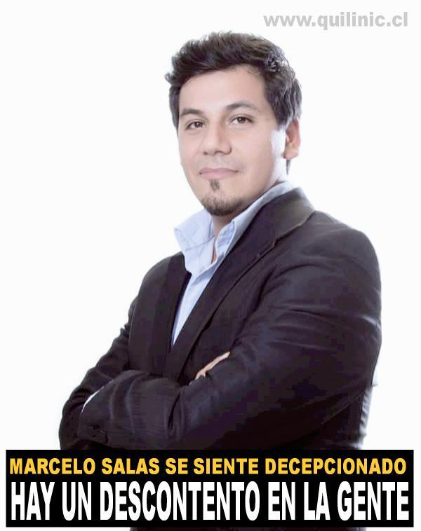 Entrevista a Marcelo Salas