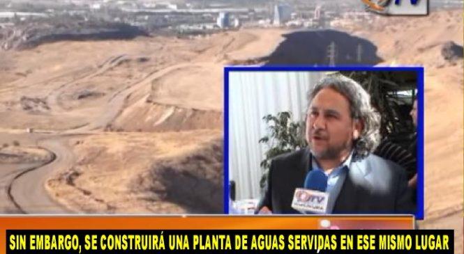 El día que el Alcalde Carrasco prometía un parque